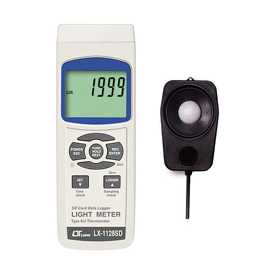روشنایی سنج لوترون مدل LX-1128SD