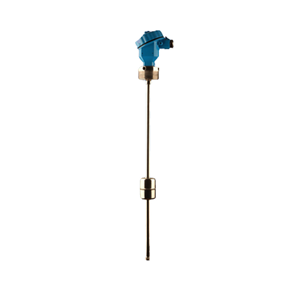 لول سوئیچ مایعات استنلس استیل 304 اتصال دنده ای با پانل 30 تا 100 سانتیمتر عیوض مدل LS-06
