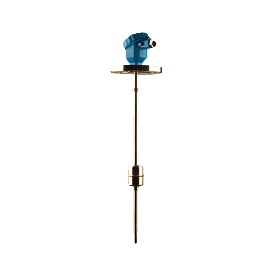 لول سوئیچ مایعات استنلس استیل 316 اتصال فلنجی با پانل 30 تا 100 سانتیمتر عیوض مدل LS-06