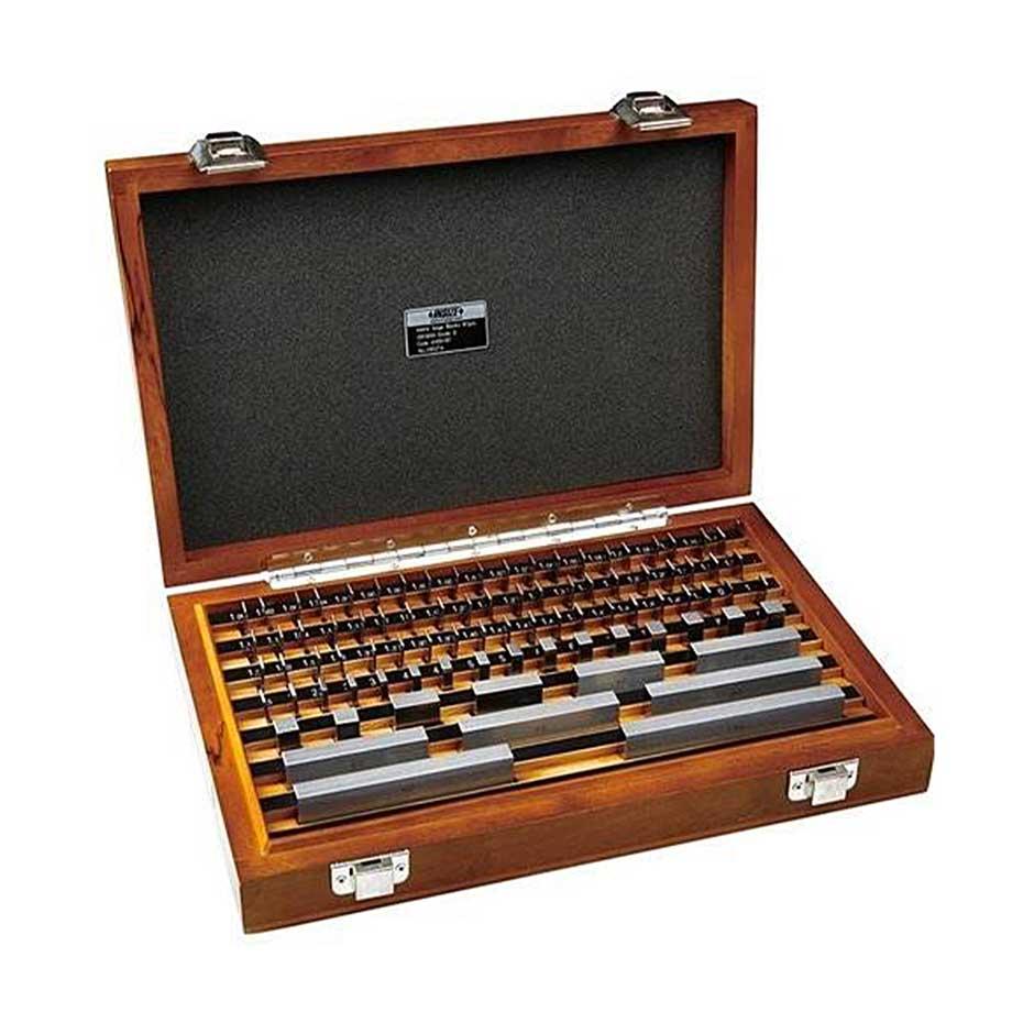 گیج بلوک 112 عددی اینسایز گرید 2 مدل 2112-4100