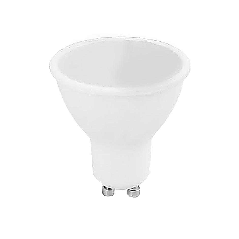 لامپ هالوژن پایه استارتی 8 وات طلق دار بدون سوکت سفید طبیعی ای دی سی