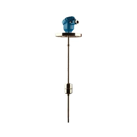 لول سوئیچ مایعات استنلس استیل 304 اتصال فلنجی با پانل 30 تا 100 سانتیمتر عیوض مدل LS-06