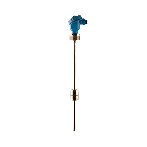 لول سوئیچ مایعات استنلس استیل 304 اتصال دنده ای با پانل 101 تا 200 سانتیمتر عیوض مدل LS-08