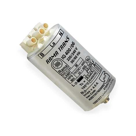 ایگنایتور (استارتر) الکترونیکی سوپر ایمپوزد 1000 وات سدیم و 1000-600 متال هالید با قاب آلومینیوم راما