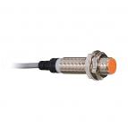 سنسور القایی دو سیمه کابلی کنتاکت باز با فاصله تشخیص 2 میلیمتری و تغذیه 250-90 ولت AC سی ان تی دی