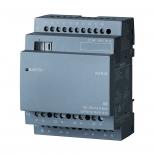 کارت ورودی/خروجی دیجیتال لوگو زیمنس مدل DM16 با تغذیه 24 ولت و خروجی ترانزیستوری
