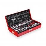 جعبه بکس 40 پارچه 3/8 اینچ رونیکس مدل RH-2640