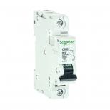 کلید مینیاتوری تک پل 10 آمپر روشنایی با قدرت قطع 10kA اشنایدر الکتریک