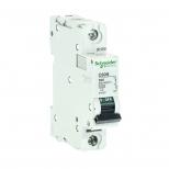 کلید مینیاتوری تک پل 25 آمپر روشنایی با قدرت قطع 10kA اشنایدر الکتریک