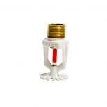 اسپرینکلر قاب سفید 1/2 اینچ پایین زن واکنش استاندارد آریا با نرخ تخلیه 80