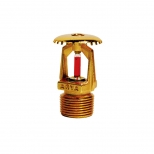 اسپرینکلر قاب طلایی 3.4 اینچ بالا زن واکنش استاندارد آریا با نرخ تخلیه 115