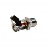 اسپرینکلر قاب کروم 1.2 اینچ دیواری واکنش استاندارد آریا با نرخ تخلیه 80