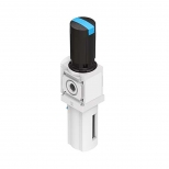 فیلتر رگلاتور پنوماتیک با دانه بندی 40 میکرون و سایز دنده 1/4 اینچ فستو