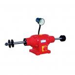 ماشین سنگ پرداخت رومیزی برقی چراغ دار سه فاز محک مدل PGD-2000-4L