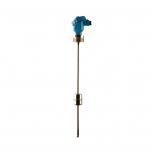 لول سوئیچ مایعات استنلس استیل 304 اتصال دنده ای با پانل 101 تا 200 سانتیمتر عیوض مدل LS-06