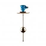 لول سوئیچ مایعات استنلس استیل 304 اتصال فلنجی با پانل 101 تا 200 سانتیمتر عیوض مدل LS-08
