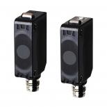 سنسور نوری دو طرفه سه سیمه PNP با تغذیه 24-12 ولت DC و فاصله تشخیص 15 متری BJ15M آتونیکس