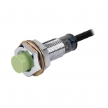 سنسور القایی دو سیمه کنتاکت بسته با تغذیه 240-100 ولت AC و فاصله تشخیص 4 میلی متری PR12 آتونیکس