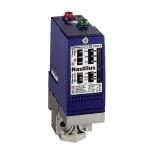 سوئیچ فشار 0 تا 35 بار دو آستانه تک کنتاکت اشنایدرالکتریک مدل XMLB035A2S11