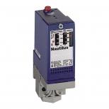 سوئیچ فشار 0 تا 70 بار تک آستانه تک کنتاکت اشنایدرالکتریک مدل XMLA070D2S11