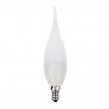 لامپ ال ای دی 5.5 وات اشکی مات سری TO نور