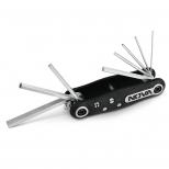 ست آچار آلن شش گوش چاقویی صنعتی 8 عددی نووا مدل NTK1141