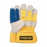 دستکش چرمی کف دوبل نووا مدل NTG-9001