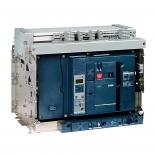 کلید اتوماتیک هوایی 3 پل کشویی 3200 آمپر با قدرت قطع 65KA اشنایدر الکتریک سری NW و میکرولوژیک 5