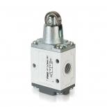 شیر میکرو سوئیچی کنترل جهت پنوماتیک 3/2 سایز 1/4 اف ام اس مدل 3205M-Y