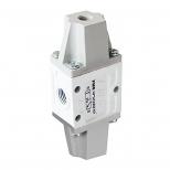 شیر سیگنال دوبل، کنترل جهت پنوماتیک 3/2 سایز 1/4  اف ام اس مدل 3204