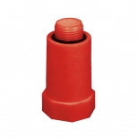 درپوش پایه بلند پلاستیکی آبرسانی تک لایه پلی پروپیلن 3/4 اینچ آذین لوله مدل 50982