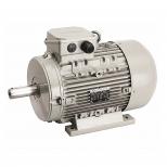 الکتروموتور سه فاز 1/1 کیلووات 3000 دور فریم آلومینیومی الکتروژن