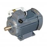 الکتروموتور تک فاز خازن دائم (رله ای) 1/5 کیلو وات 3000 دور فریم آلومینیومی موتوژن