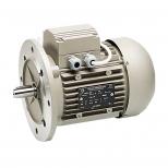 الکتروموتور تک فاز خازن دائم (رله ای) 0/55 کیلو وات 1500 دور فریم آلومینیومی الکتروژن