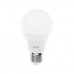 لامپ LED حبابی 6 وات سفید طبیعی سری A50 ای دی سی