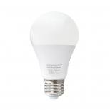 لامپ LED حبابی 9 وات سفید سری A60 ای دی سی