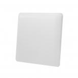چراغ سقفی ایرمکس مربع توکار 20 وات سفید طبیعی ای دی سی