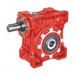 گیربکس حلزونی 7.5 به 1 تیپ 25  فریم موتوری 56 جی آی ای