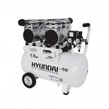 کمپرسور هوای 50 لیتر (بدون صدا) هیوندای مدل 1550AC