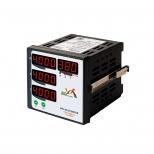 مولتی متر سه فاز 4 نمایشگر برنا الکترونیک