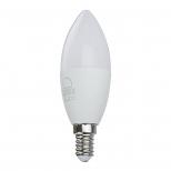 لامپ اشکی و شمعی 7 وات مهتابی بروکس مدل C37