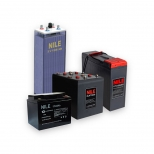 باتری صنعتی سرب اسیدی 2 ولت 450 آمپر ساعت باتری نیل