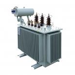 ترانسفورماتور توزیع روغنی کنسرواتوری 125KVA ردیف 33 کیلو ولت ایران ترانسفو