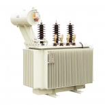 ترانسفورماتور توزیع روغنی کنسرواتوری کم تلفات 500KVA ردیف 20 کیلو ولت آریا ترانسفو