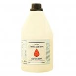 نیتریک اسید 60 درصد دو و نیم لیتری بطری پلاستیکی آرمان سینا