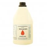 نیتریک اسید 65 درصد دو و نیم لیتری بطری پلاستیکی آرمان سینا