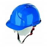 کلاه ایمنی دارای ویزور محافظ چشم هترمن مدل MK7