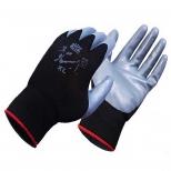 دستکش صنعتی کف مواد طوسی استادکار