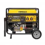 ژنراتور بنزینی 6000 وات کنزاکس مدل KPGE-16000