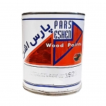 بتونه قرمز سلولزی فوری مخصوص چوب کد 1921 پارس اشن